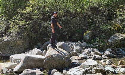 Il femore trovato nel torrente è forse di un agricoltore scomparso da sei anni