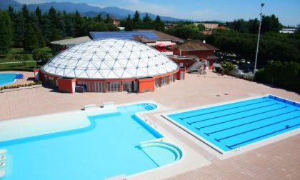 Ladri notturni alla piscina Pralino di Sandigliano: danni per migliaia di euro
