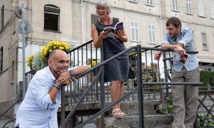 """La regista e scrittrice Linda Tugnoli domenica a Miagliano per """"Passeggiate con l'autore"""""""