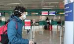 Tampone obbligatorio per chi rientra da Regno Unito e altri Paesi