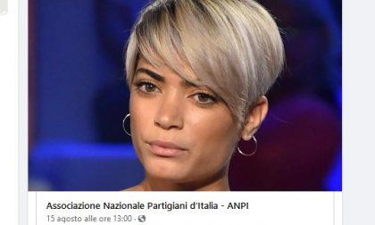 Solidarietà alla cantante Elodie anche dai partigiani di Biella