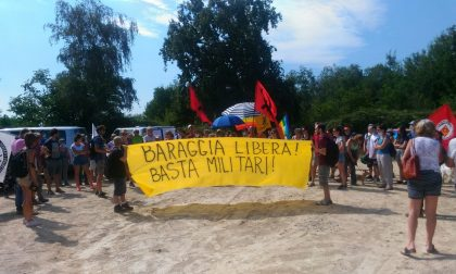 «Baraggia da tutelare, basta esercitazioni militari» FOTO