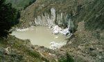 """Il Miage in Val Veny, un ghiacciaio dallo scioglimento """"sconvolgente"""""""