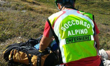 Frana sul Cervino, evacuati più di 20 alpinisti