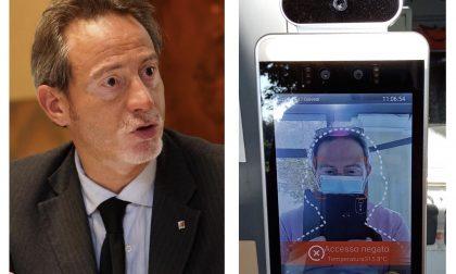 """""""Temperatura corporea di 315,8 gradi"""", accesso negato in Provincia al vicepresidente Ramella Pralungo"""