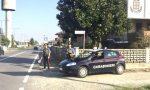 Urina sul muro della caserma  carabinieri, multa di 3mila euro e denuncia