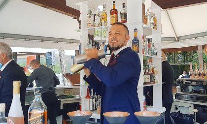 Francesco Pogni del Walhalla superstar a Venezia