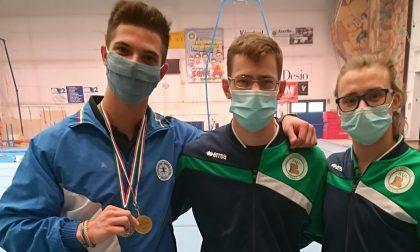 Oro di Federico Pozzato ai Campionati di Ginnastica