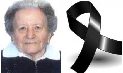 """Chiavazza perde la sua centenaria. Addio a Francesca """"Bruna"""" Guzzon"""
