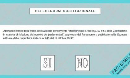 Referendum 2020 sul taglio dei parlamentari, come e quando si vota