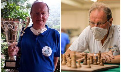 E' il biellese Marco Ubezio il campione italiano di scacchi seniores
