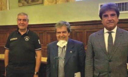 Nel Biellese arriva il capo della Protezione Civile Borrelli
