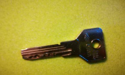 Chi ha smarrito questa chiave a Cossato?