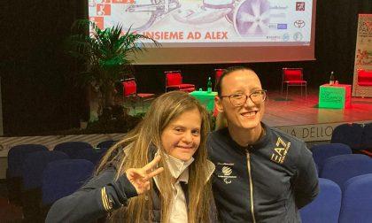 Nicole Orlando testimonial dello sport paralimpico
