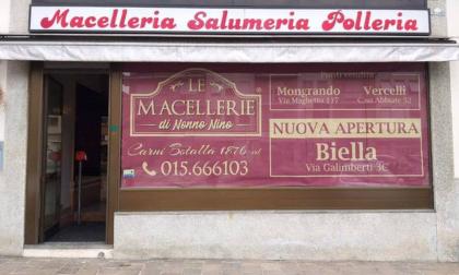 Carni Botalla di Mongrando apre un negozio a Biella città