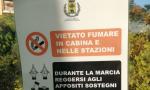 Vandali sull'ex funicolare del Piazzo: strappati i sostegni