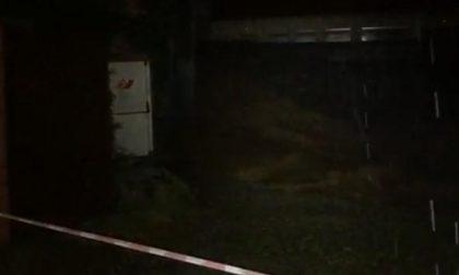 Maltempo, nella notte evacuata Cittadellarte a causa di un crollo VIDEO