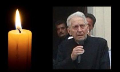 Addio a don Luigi Rossi, oggi pomeriggio il funerale all'oratorio di Tollegno