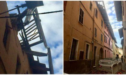 """""""Tetto crollato, famiglie bloccate: tre giorni e ancora nessun intervento"""""""