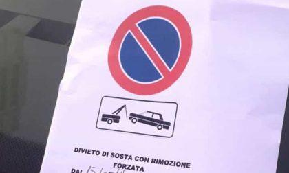 Disagi al traffico (e rimozioni) in Riva da domani al 16 ottobre. Divieto di transito per lavori
