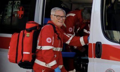 La Croce Rossa piange Alberino Stoppa