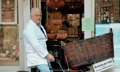 E' morto Giovanni Mosca, della storica macelleria di Biella