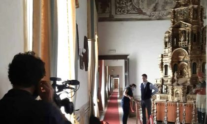 Le bellezze di Masserano oggi in tv
