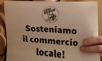 """L'appello  a Conte di 78 amministratori della Lega Giovani: """"A Natale salviamo il commercio locale"""""""