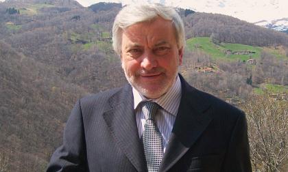 L'addio a Carlo Pedrazzo questa mattina a Sordevolo
