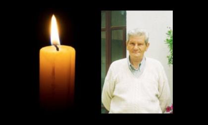 È morto il palchettista Elio Giraldo