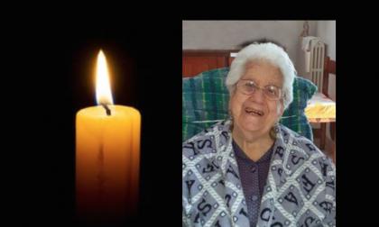 È morta Maria Monteleone, lascia tre figli, cinque nipoti e tre pronipoti