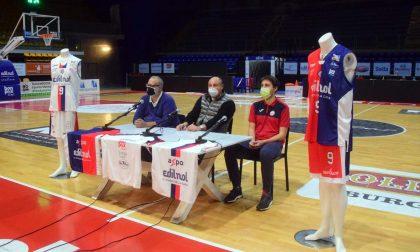 Il basket riparte: ecco le nuove divise di Pallacanestro Biella
