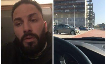 Il negazionista del Covid Mattia Chester di Biella: dopo il video choc rincara la dose