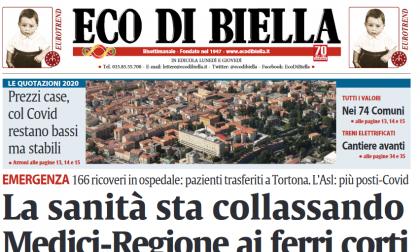 Su Eco di Biella in edicola i prezzi delle nostre case al metro quadro