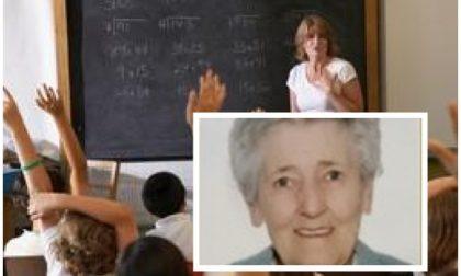 Morta la maestra Elsa Graziano, mamma dell'ex assessore Piantedosi