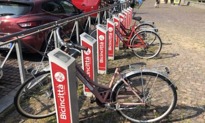 """Stop a bici in città, Biella sospende il servizio: """"Un flop"""""""