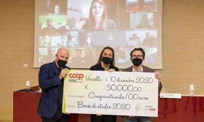Giada Musso vince borsa studio di Coop