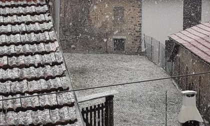 Da domani ricomincia a nevicare