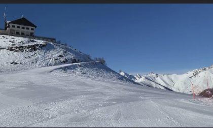 Bielmonte al top per gli sciatori, ecco il video