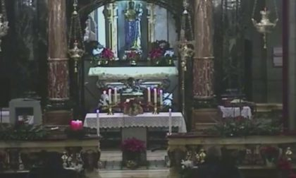 Oropa, la messa di Natale in diretta su Telebiella. Tutti i dettagli