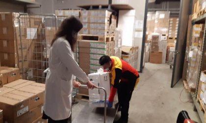 Il vaccino anti Covid è arrivato a Biella. Si parte domani FOTOGALLERY