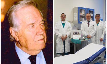 Nuovo strumento per la chirurgia rettale in memoria di Adriano Panizza