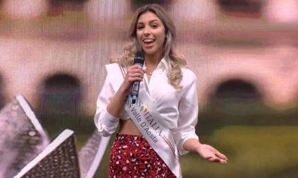 Miss Italia 2020, Martina Zonco si ferma a un passo dal podio