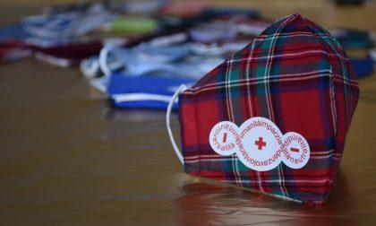 Ecco le mascherine solidali di Croce Rossa e Fondazione Pistoletto