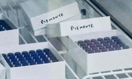 Piemonte, ecco le prime dosi di vaccino-VIDEO