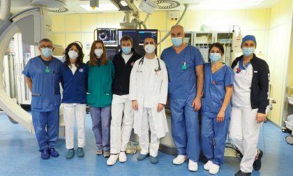 Ventenne colta da ictus cerebrale salvata dai cardiologi di Biella