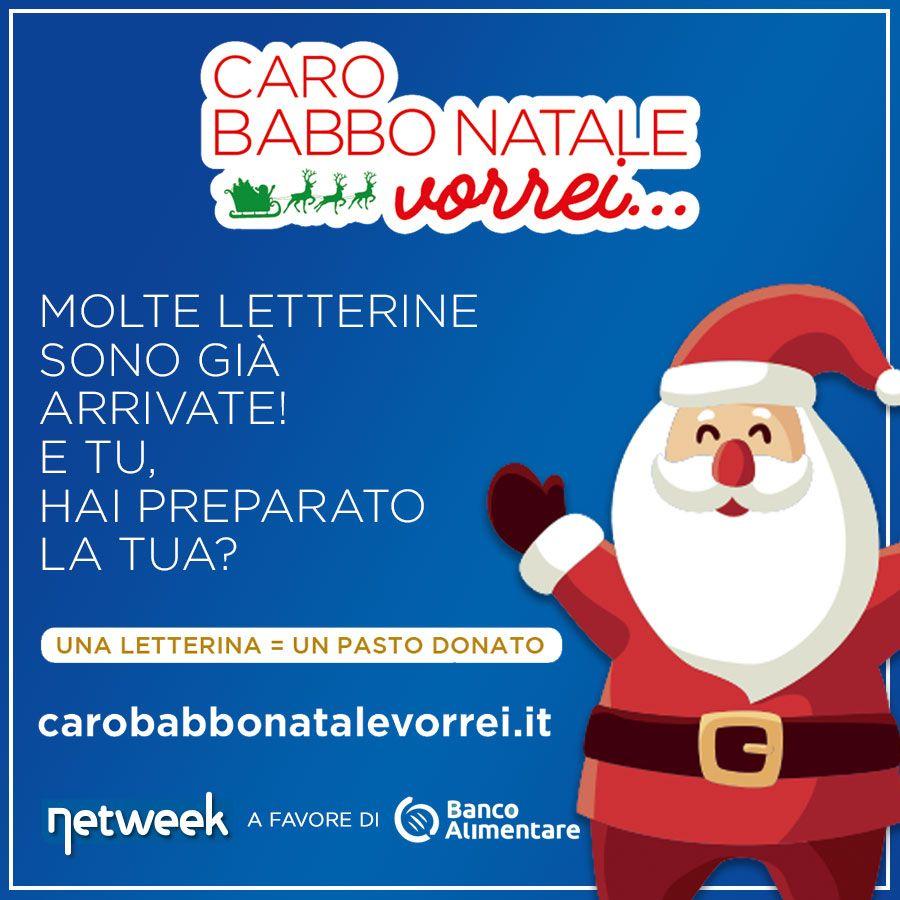 Dove Si Trova In Questo Momento Babbo Natale.Caro Babbo Natale Vorrei L Iniziativa Benefica Del Gruppo Netweek E Di Eco Di Biella Prima Biella