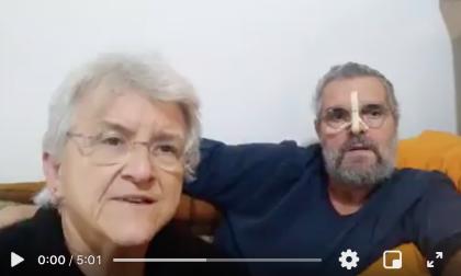 """Rita de Lima e il suo Derri: """"Ho rischiato di perdere l'uomo della mia vita per il Covid"""""""