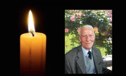 Vigliano in lutto per Agostino Deltetto: lascia tre figli e cinque nipoti