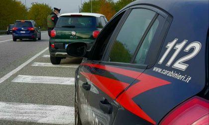Scontro tra due auto lungo la strada degli incidenti: nessun ferito